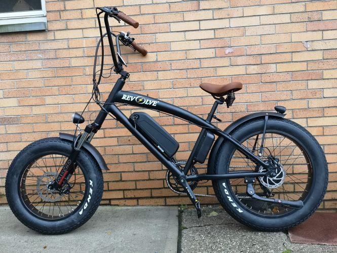 The Chopper Electric Bike
