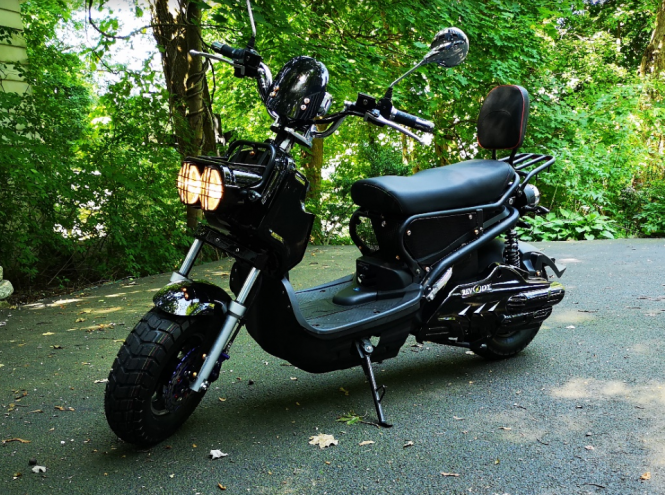 Bad Boy Electric Scooter