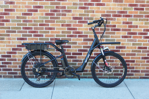 Plus Forty Electric Bike by Revolve