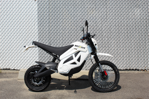 The Rocket Electric Dirt Bike