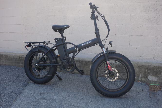 Big Foot Electric Bike by Revolve