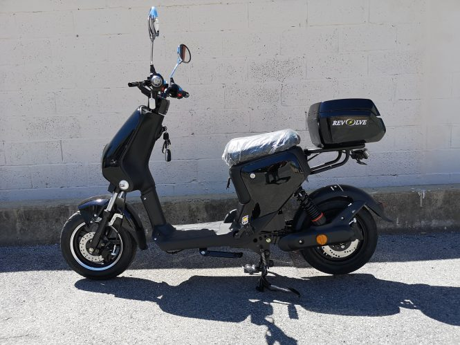 Easy Rider Electric Scooter by Revolve Electric Bikes